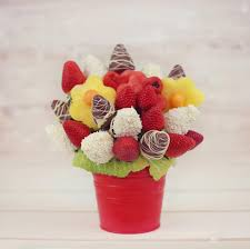 edible fruit delivery edible fruit bouquets hers available for delivery london