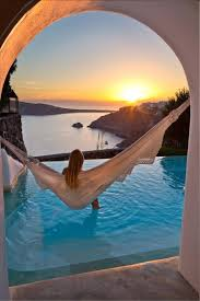 10 best hotel infinity pools in santorini infinity oia