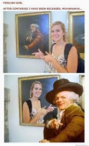 Joseph Ducreux Meme - foolish girl joseph ducreux weknowmemes