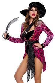 Halloween Pirate Costumes Women Swashbuckler Halloween Pirate Costume Dress Stage Dance