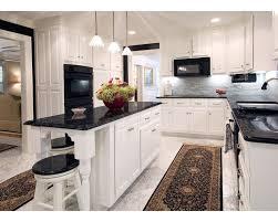 white kitchen countertop ideas black and white kitchen countertops kitchen and decor