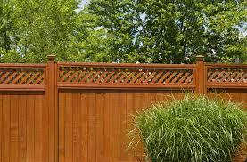 privacy fence types home u0026 gardens geek