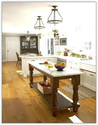 narrow kitchen with island narrow kitchen island dimensions table subscribed me
