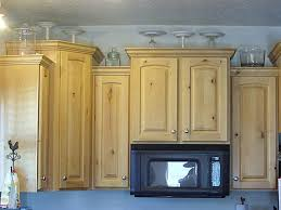 Cabinet Accents Cabinet Top Of Kitchen Cabinet Decor Plain Decorations On Top Of