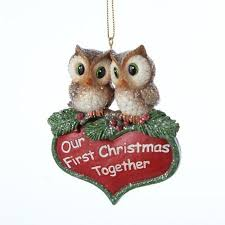 1st together ornaments rainforest islands ferry