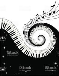 Piano Key Notes Piano Keys And Notes Stock Vector Art 165504361 Istock