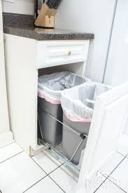 pretty kitchen trash cans beautiful kitchen trash cans pretty