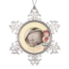 raggedy ornaments keepsake ornaments zazzle