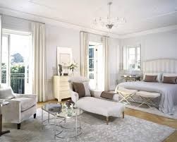 Diy Tufted Ottoman Bedroom Cream Area Rug Bedroom Transitional With Casement