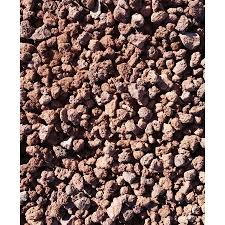 shop 0 5 cu ft lava rock at lowes com