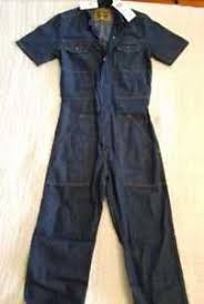 denim jumpsuit mens s xs s m l levi s orange tab coveralls jumpsuit rinse