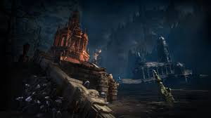 Dark Souls World Map by Review Dark Souls 3 U0027s The Ringed City Dlc Is A Punishing And