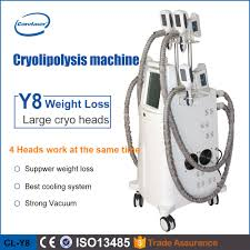 cool tech fat freezing criolipolise machine cryotherapy device