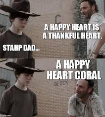 Stahp Meme - rick and carl meme imgflip