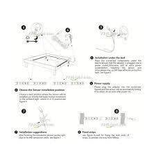 under cabinet led strip lights kit motion activated led strip light kit under cabinet led sensor