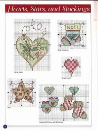 celebrate the holidays with 50 easy to cross stitch patterns for