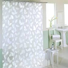 Bathroom Curtains Ideas Modern Shower Curtain Curtains Images Curved Rod