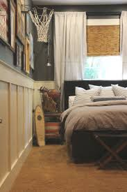 top 25 best teen boy bedrooms ideas on pinterest teen boy rooms teen boy s room lower wall is annie sloan old white top of wall is