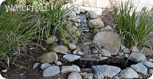 Backyard Waterfall Ideas 76 Backyard And Garden Waterfall Ideas