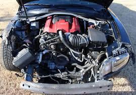 2012 camaro engine 2012 camaro zl1 lsa supercharged engine w 6 speed tr6060