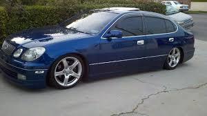 1998 lexus gs400 ca ft fs 1998 lexus gs 400 spectra blue mica out