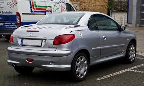 peugeot cars wiki gallery of peugeot 206 cc