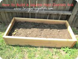 square foot garden layout ideas how to make a garden box with wood the garden inspirations
