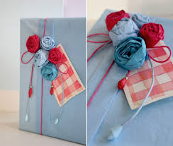present tissue paper 19 diy wrapped gift box and bag tutorials tip junkie