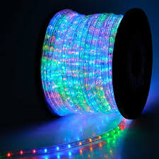 rainbow 2 wire outdoor home indoor cuttable led rope