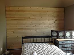 Wooden Wall Bedroom The Ragged Wren Wood Feature Wall