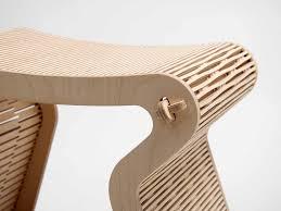 Best Wood Furniture Design Best 25 Flexible Plywood Ideas On Pinterest Modular Bookshelves