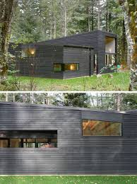 robert hutchison architecture design a courtyard house on a river robert hutchison architecture have designed a modern house that s surrounded by forest and clad in custom