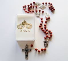 rosary from the vatican rosaries for sale online vatican city shop mondo cattolico