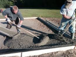 Diy Concrete Patio The Easy Diy Concrete Patio How To Just In Time For Summer