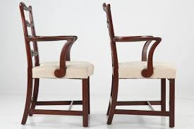 Antique Mahogany Dining Room Set by Set Of Ten Chippendale Style Antique Mahogany Dining Chairs 20th