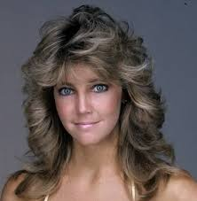 1980s feathered hair pictures feathered hairstyles for medium length hair google search