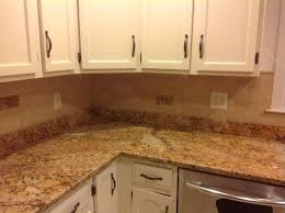 Kitchen Backsplash With Granite Countertops Home Design Ideas - Countertop with backsplash
