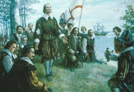 the thanksgiving took place in virginia not massachusetts