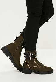 womens leather tring boots nz s boots faux leather and suede boots missguided
