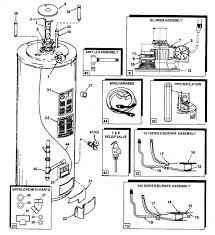 water heater parts diagram wiring newest capture construction