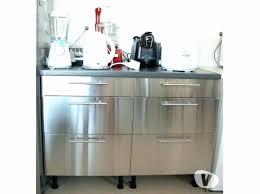 meuble cuisine ikea occasion meuble cuisine inox occasion beautiful meuble de cuisine bar meuble