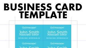 business card template business card template for openoffice