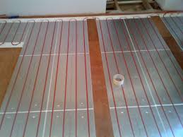 underfloor heating with laminate flooring laminate heating