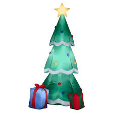 6 5ft inflatable christmas tree with presents target