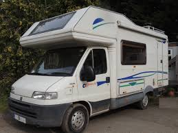 motorhome riviera 141 ci on fiat ducato 2001 in brecon powys