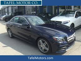 new 2018 mercedes benz e class e 300 amg line 4matic sedan sd in