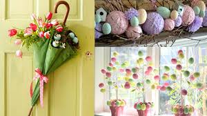 easter decorations for the home 20 amusing and delightful diy easter home decorations to make home