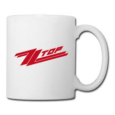 christina zz top logo ceramic coffee mug tea cup white to view