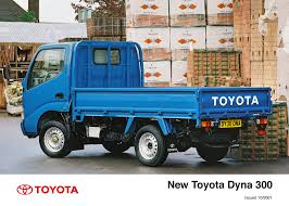 toyota dyna toyota uk media site