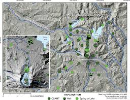 White Castle Locations Map Where Is The Rock And Where Is The Ground Water U2013 Using Csamt